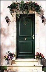 Duport Jean-Luc -   - Eingangstür