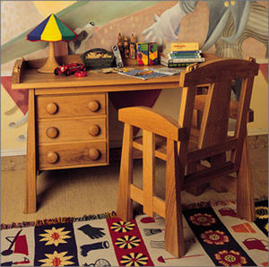 Mark Wilkinson Furniture -  - Kinderschreibtisch