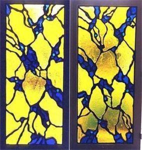 Chevauche Thierry -  - Buntglasfenster