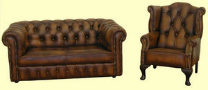 CHESTERFIELDS DIRECT - chesterfield suite  - Kindersessel