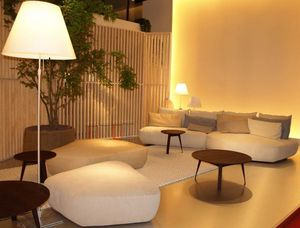 Swan - salone del mobile milano 2009 - Sitzgruppe