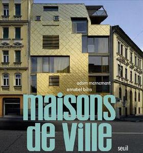 EDITIONS DU SEUIL - maisons de ville - Deko Buch