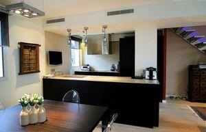 PATRICK LEGHIMA -  - Innenarchitektenprojekt Küche