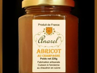 ANAREL - abricot - Konfitüre