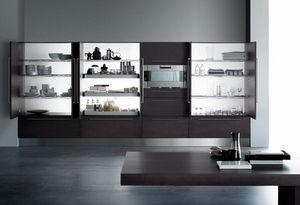 Mobalco -  - Moderne Küche