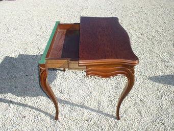 DS Antiquit? -  - Spieletisch