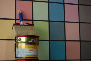 123 MATIERES -  - Farbe Mit Material Wirkung