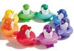Tomy France - do ré mi dauphins - Badespielzeug