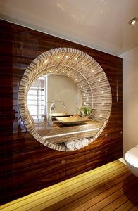 STUC et MOSAIC (mosaique) - salle de bain design en mosaique - Badezimmer
