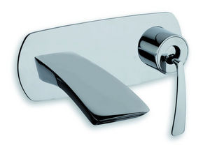Cristina Ondyna - lavabo mural bo23751 - Wand Mischbatterie