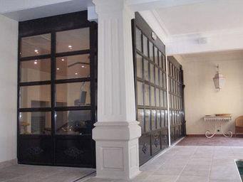 Spoto Veranda -  - Glasfensterfront