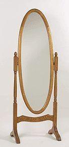 Cotswold Framing Designs - ch007 - Schwenkbarer Ankleidespiegel