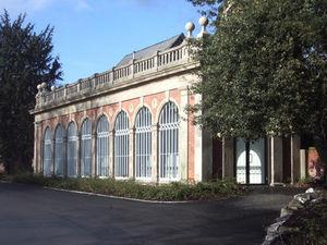 Houghtons Of York - derby arboretum - Fassaden Restaurierung