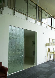 Hot Glass Design - door partition - Glasverbindungstür