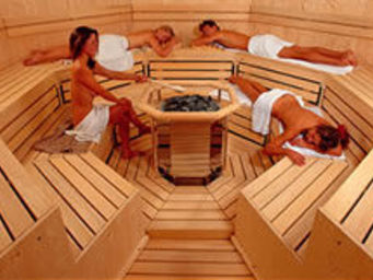 Norpe Saunas - professional commercial sauna - Sauna