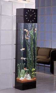 Aquarium-Uhr