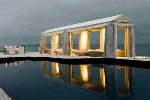 Cuscini Design -  - Terrassenüberdachung