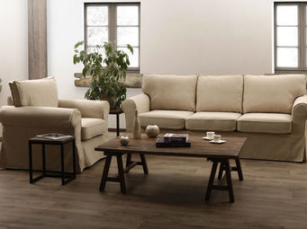 Miliboo - country canape - Sofa 3 Sitzer