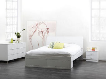 Miliboo - noha lit 160x200 - Schlafzimmer