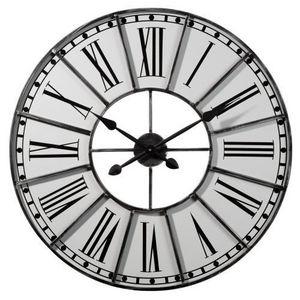 Maisons du monde - horloge cambronne - Wanduhr