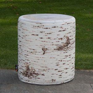 MEROWINGS - birch seat outdoor - Hocker
