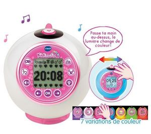VTECH JOUET - kidimagic rainbow color - Kinderwecker