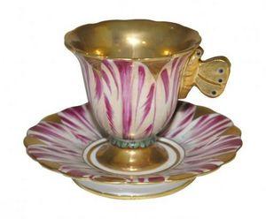 Demeure et Jardin - tasse style empire - Kaffeetasse
