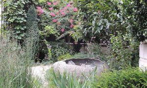MATHIEU EYMIN -  - Landschaftsgarten