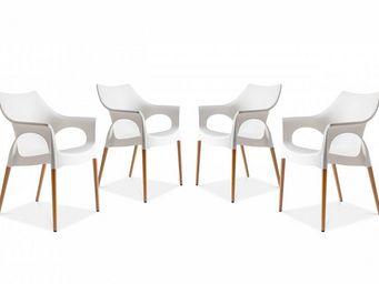 BELIANI - chaises - Stuhl
