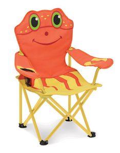 Melissa & Doug - chaise pliante sunny patch - Kindersessel
