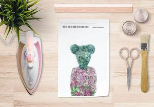la Magie dans l'Image - papier transfert ma petite souris - Verlegung