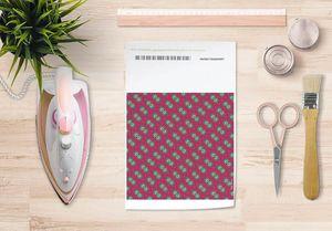 la Magie dans l'Image - papier transfert pattern oiseaux - Verlegung