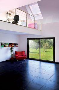 Lorenove -  - Schiebeglasfensterfront