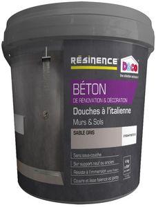 RESINENCE - b�ton de r�novation et d�coration - Deko Putz