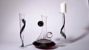CERVA design - decanter set - Karaffe