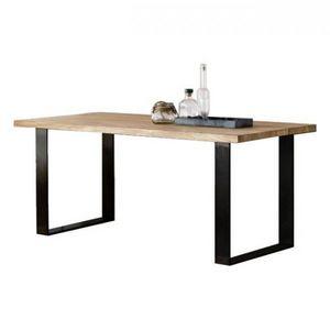 Mathi Design - table de repas rome - Rechteckiger Esstisch