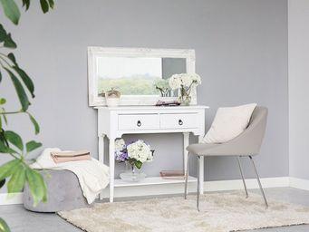 BELIANI - meuble à tiroirs - Konsolentisch