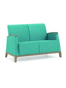 PIAVAL - mamy - Sofa 2 Sitzer