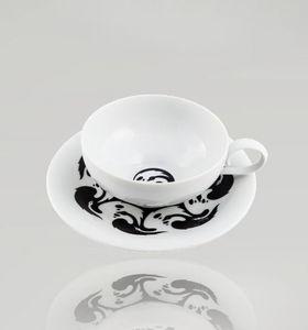 AUGARTEN PORZELLAN MANUFAKTUR - vogelkolonie - Kaffeetasse