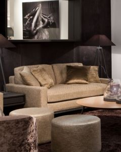 Ph Collection - legno - Sofa 2 Sitzer