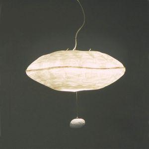 Celine Wright - giboulee-suspension en papier japonais 50 cm - Deckenlampe Hängelampe