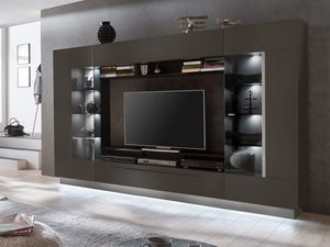 Vente-Unique.com - meuble tv blake - Hifi Möbel