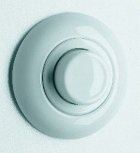 Replicata - druckknopfschalter/dimmer porzellan - Druckknopfschalter