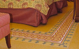 PAVIMENTI FOGAZZA -  - Mosaikfußboden