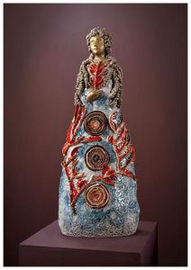 AUZOLLE FABIENNE -  - Skulptur