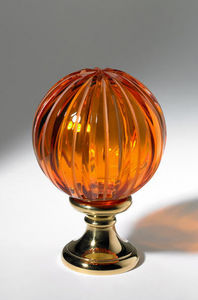 Cristal Decors - orangé - Treppenknauf