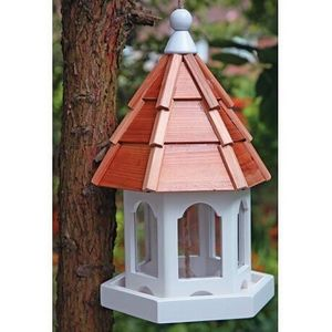 Cannock Gates - the anglessey hanging bird table - Vogelfutterkrippe