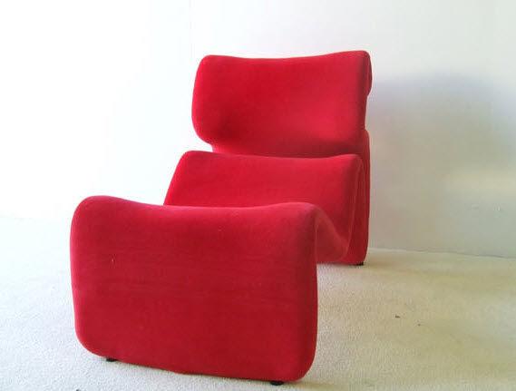 VERVLOGEN JAREN - Chaiselongue-VERVLOGEN JAREN-Lounge chair