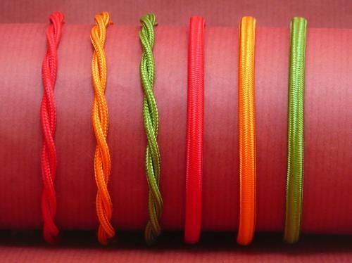 Produits Dugay - Stromkabel-Produits Dugay-Cable électrique tissu couleur