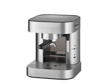 RIVIERA & BAR - Filterkaffee-Espresso-Maschinenkombination-RIVIERA & BAR-CE 342A